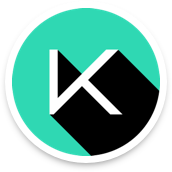 Kiezel Round Logo